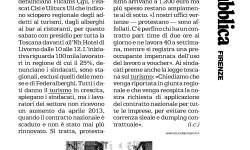 repubblica sciopero turismo 10.9.2015