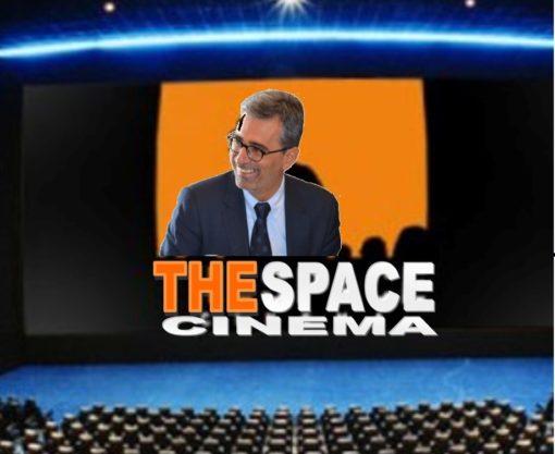 FOTOMONTAGGIO THE SPACE SIMONCINI